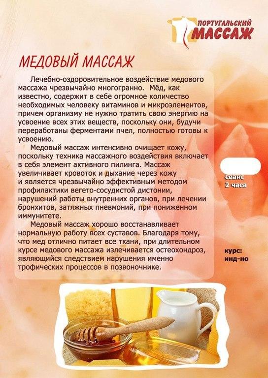 Антицеллюлитный массаж в домашних условиях медом отзывы